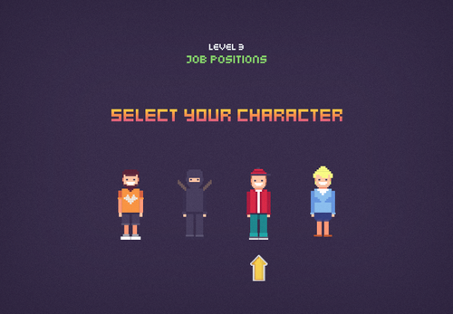 Job Positions For Video Game Designers