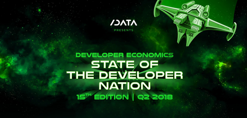 State of the Developer Nation 15 edition