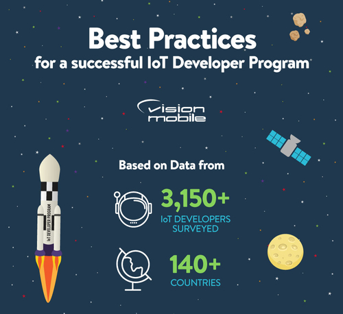 best practices for a successful IoT developer program